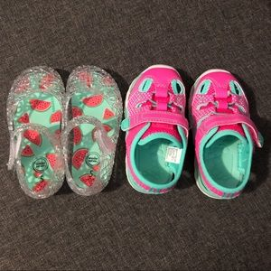 Other - Toddler Girls Sz 5 Sandals